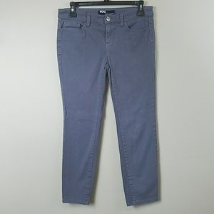 BDG Grazer Cigarette Gray Skinny Pants
